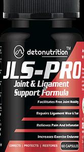 JLS-PRO CAPSULES - Joint & Ligament Support Formula