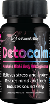 DETOFIT CAPSULES - A Exclusive Sleep Inducer & Recovery Capsules