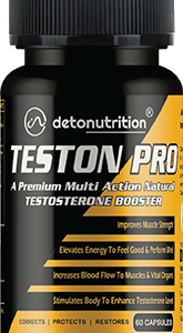 Teston Pro Capsules - Testosterone Booster
