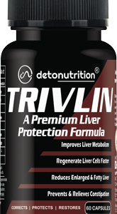 Trivlin Capsules - Liver Protection Capsules